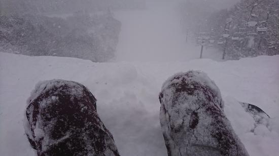 やっと本気の夏油でパウダー\(^o^)/|夏油高原スキー場のクチコミ画像
