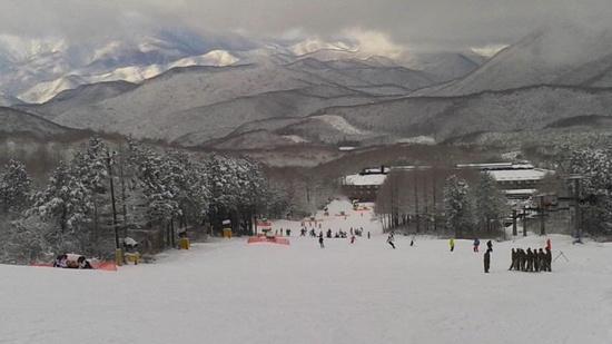 今シーズン初滑り!|箕輪スキー場のクチコミ画像