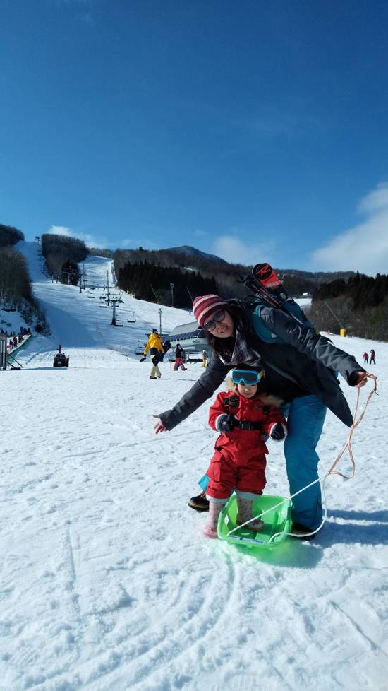 スプリングバレー泉高原スキー場のフォトギャラリー1