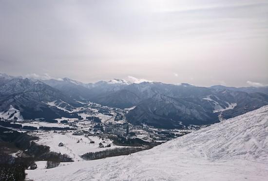 少雪だったけど奇跡だった!!|岩原スキー場のクチコミ画像