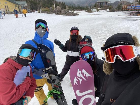 シーズンラスト!!|丸沼高原スキー場のクチコミ画像