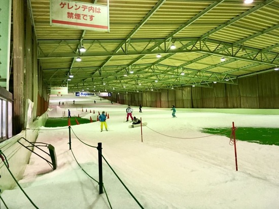 近くでありがたい練習場所です!|狭山スキー場のクチコミ画像1