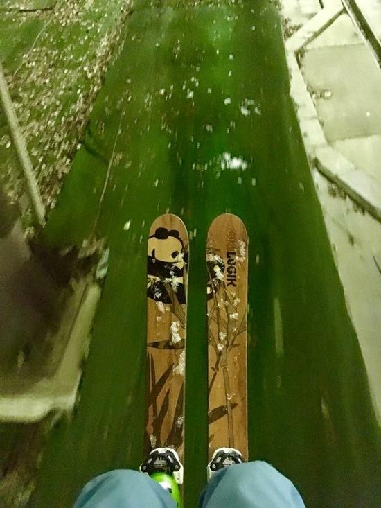 近くでありがたい練習場所です!|狭山スキー場のクチコミ画像2