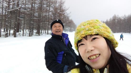 20年ぶりの父娘スキー|グランデコスノーリゾートのクチコミ画像