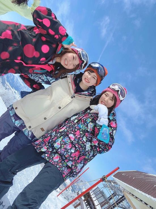 シーズン初ボード!!! スキージャム勝山のクチコミ画像2