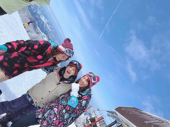 シーズン初ボード!!! スキージャム勝山のクチコミ画像3
