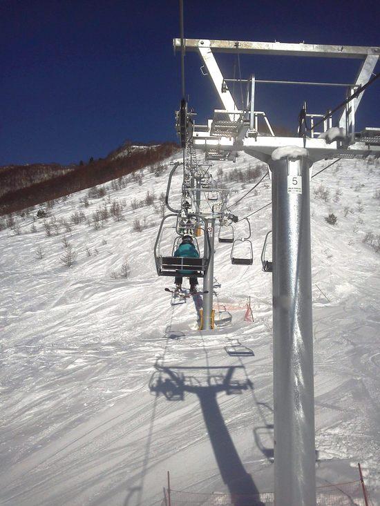 ローカル感がよいカンジ|オグナほたかスキー場のクチコミ画像