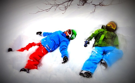 KIDSも大好きニセコ グラン・ヒラフ!!|ニセコマウンテンリゾート グラン・ヒラフのクチコミ画像