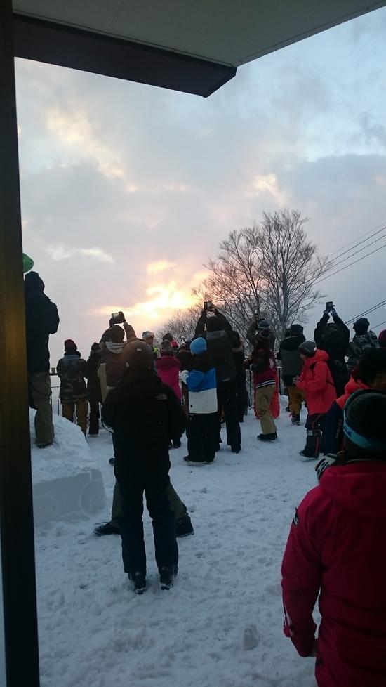 ご来光滑走|赤倉観光リゾートスキー場のクチコミ画像