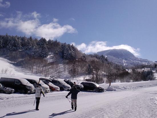 雪質最高|志賀高原 熊の湯スキー場のクチコミ画像