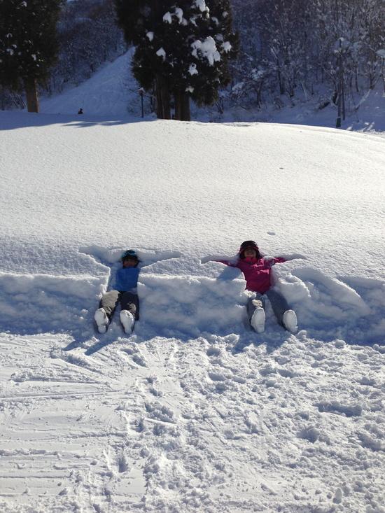 子供向き 湯沢中里スノーリゾートのクチコミ画像