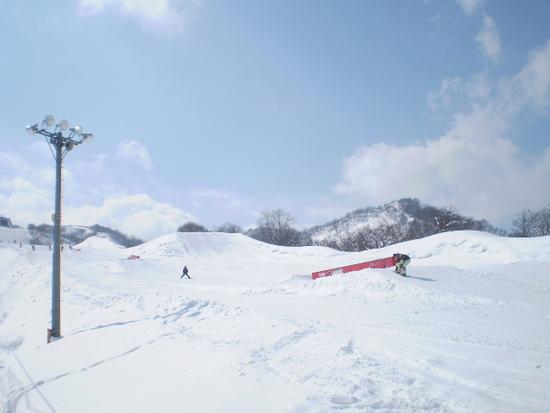色々なコースで楽しめます。|石打丸山スキー場のクチコミ画像