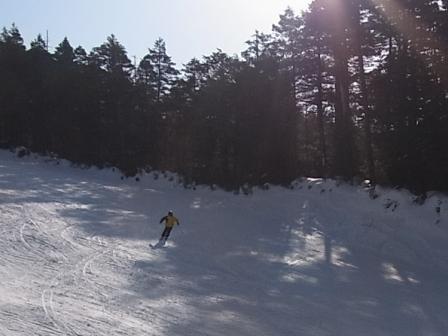 下界と違って|信州松本 野麦峠スキー場のクチコミ画像