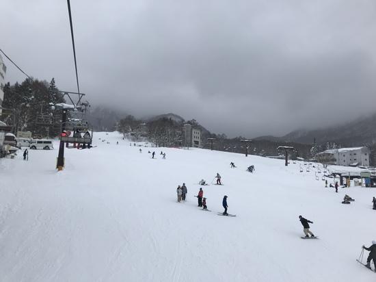 やっぱり雪質サイコー|竜王スキーパークのクチコミ画像