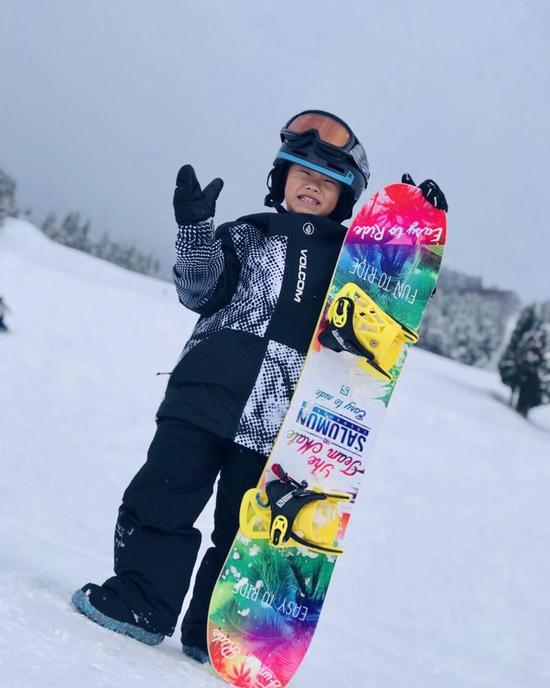 だいすきなボード|神鍋高原 万場スキー場のクチコミ画像