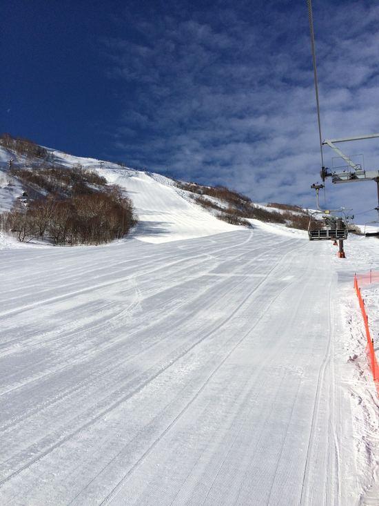 明るくて開放的!|車山高原SKYPARKスキー場のクチコミ画像1
