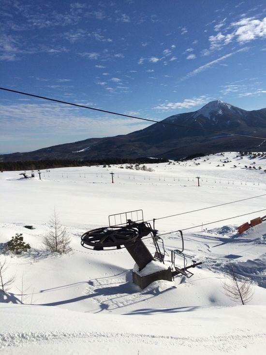 明るくて開放的!|車山高原SKYPARKスキー場のクチコミ画像2