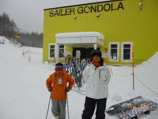 広さ、機動力最高 安比高原スキー場のクチコミ画像