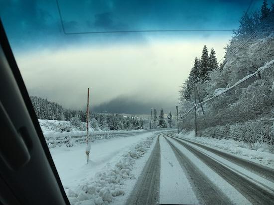 やっと雪|ニュー・グリーンピア津南スキー場のクチコミ画像2