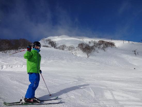 子供と行くのに最適です|苗場スキー場のクチコミ画像