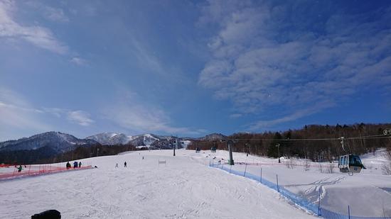 眺め最高☆生きててよかったあ‼️|富良野スキー場のクチコミ画像
