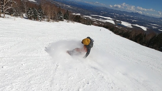 天気良くて最高!!|パルコールつま恋スキーリゾートのクチコミ画像