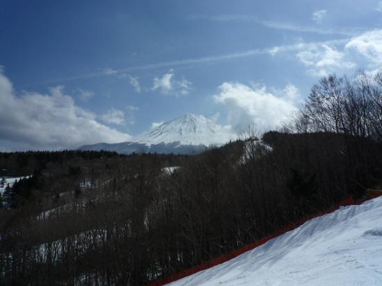 晴れている日に行きたいスキー場!ナンバー1!!|ふじてんスノーリゾートのクチコミ画像