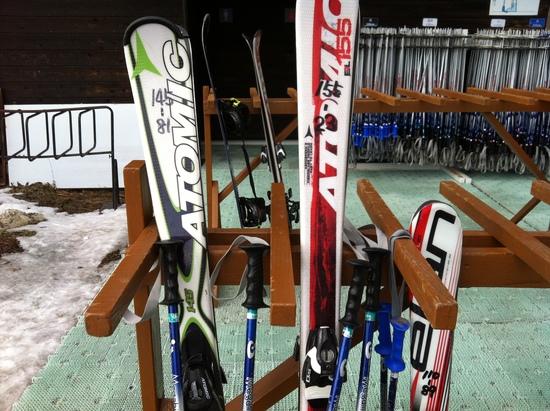 女鹿平温泉めがひらスキー場のフォトギャラリー6