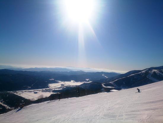 兎平完璧!|白馬八方尾根スキー場のクチコミ画像