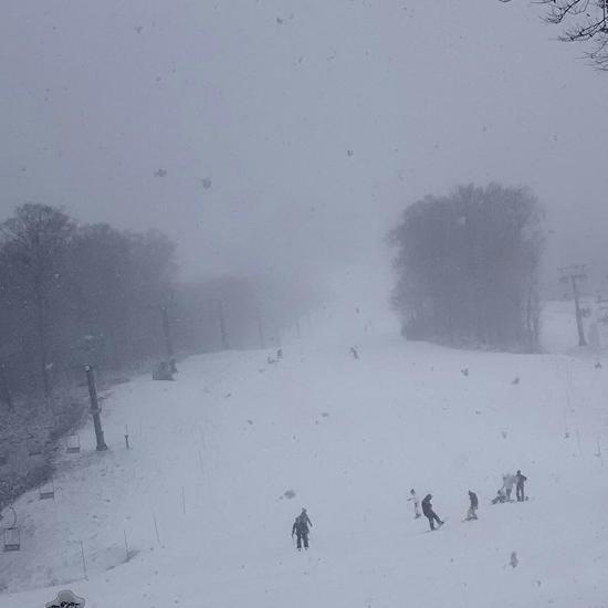 滑れました|たんばらスキーパークのクチコミ画像
