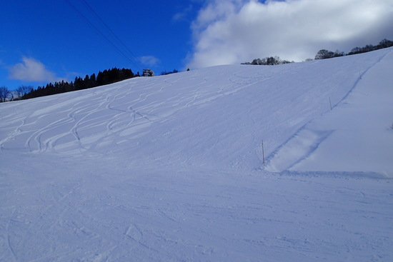 今シーズン初すべり 湯沢高原スキー場のクチコミ画像