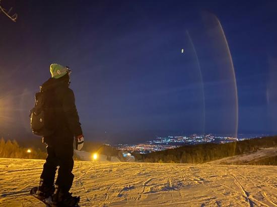 夜景が綺麗|サッポロテイネのクチコミ画像