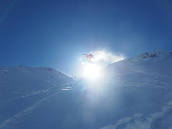 太陽に捧げる|白馬八方尾根スキー場のクチコミ画像