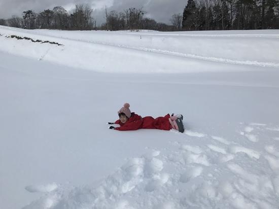 雪初体験|高鷲スノーパークのクチコミ画像