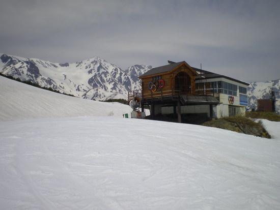 雪の降るのが待ち遠しいです|白馬八方尾根スキー場のクチコミ画像