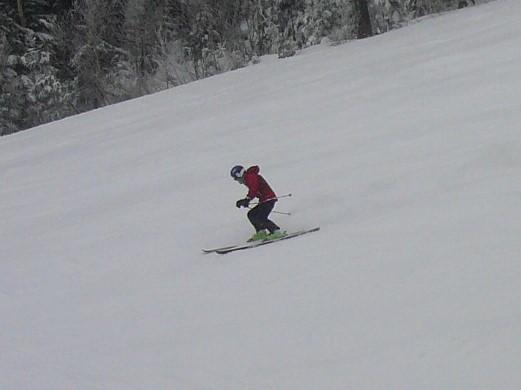 雪は豊富|信州松本 野麦峠スキー場のクチコミ画像
