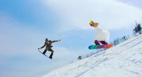 白馬八方尾根スキー場のフォトギャラリー1