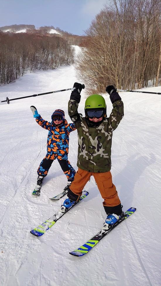 網張温泉スキー場のフォトギャラリー1