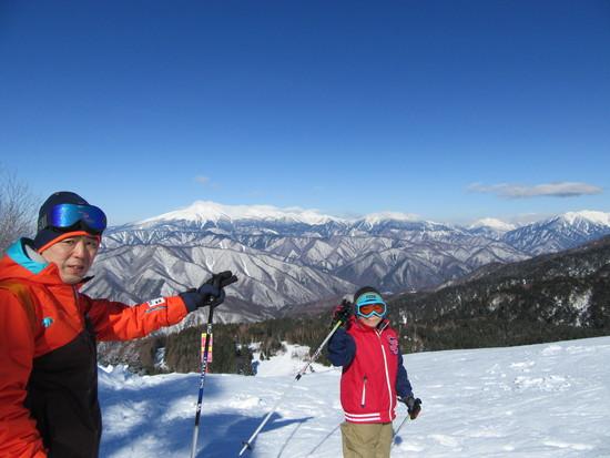 ピーカンでした。|信州松本 野麦峠スキー場のクチコミ画像