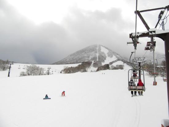 初心者にも優しいアットホームなスキー場|北信州 木島平スキー場のクチコミ画像