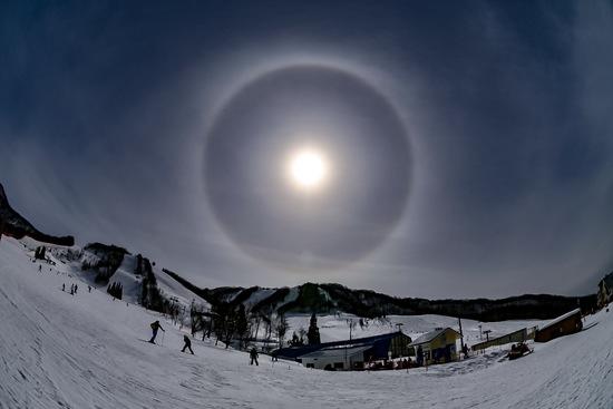 とっておきの太陽の下で|飛騨ほおのき平スキー場のクチコミ画像