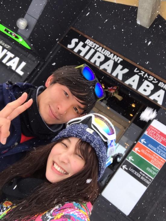 同僚とスノボ旅行|斑尾高原スキー場のクチコミ画像
