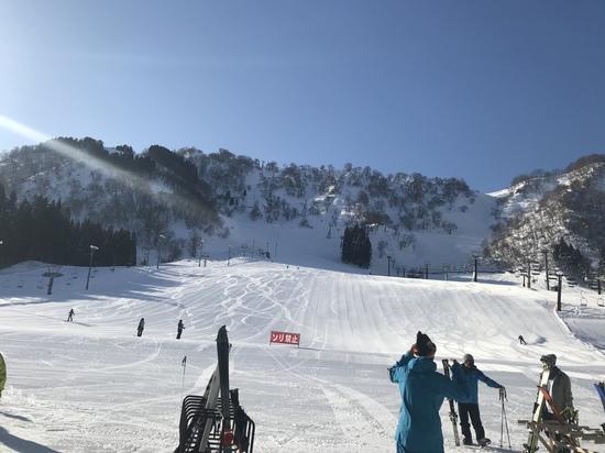 白山一里野温泉スキー場のフォトギャラリー1