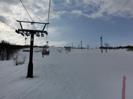 人がいっぱい ( ̄Д ̄;;|牛岳温泉スキー場のクチコミ画像2