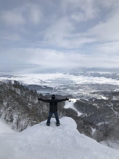 最高の仲間、最高の思い出|富良野スキー場のクチコミ画像