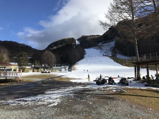 思ったよりいい雪質|丸沼高原スキー場のクチコミ画像