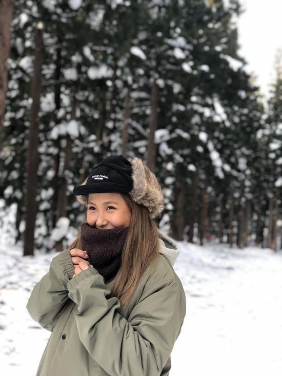 雪景色に囲まれて|神立スノーリゾート(旧 神立高原スキー場)のクチコミ画像