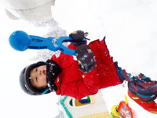 子供も大満足!充実な施設あり!! 上越国際スキー場のクチコミ画像