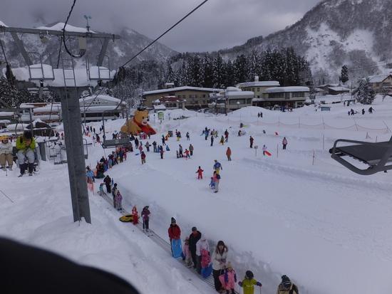 白山一里野温泉スキー場のフォトギャラリー2