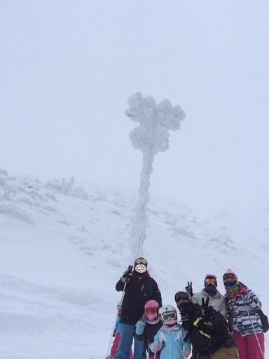 ローカルなゲレンデです|箕輪スキー場のクチコミ画像